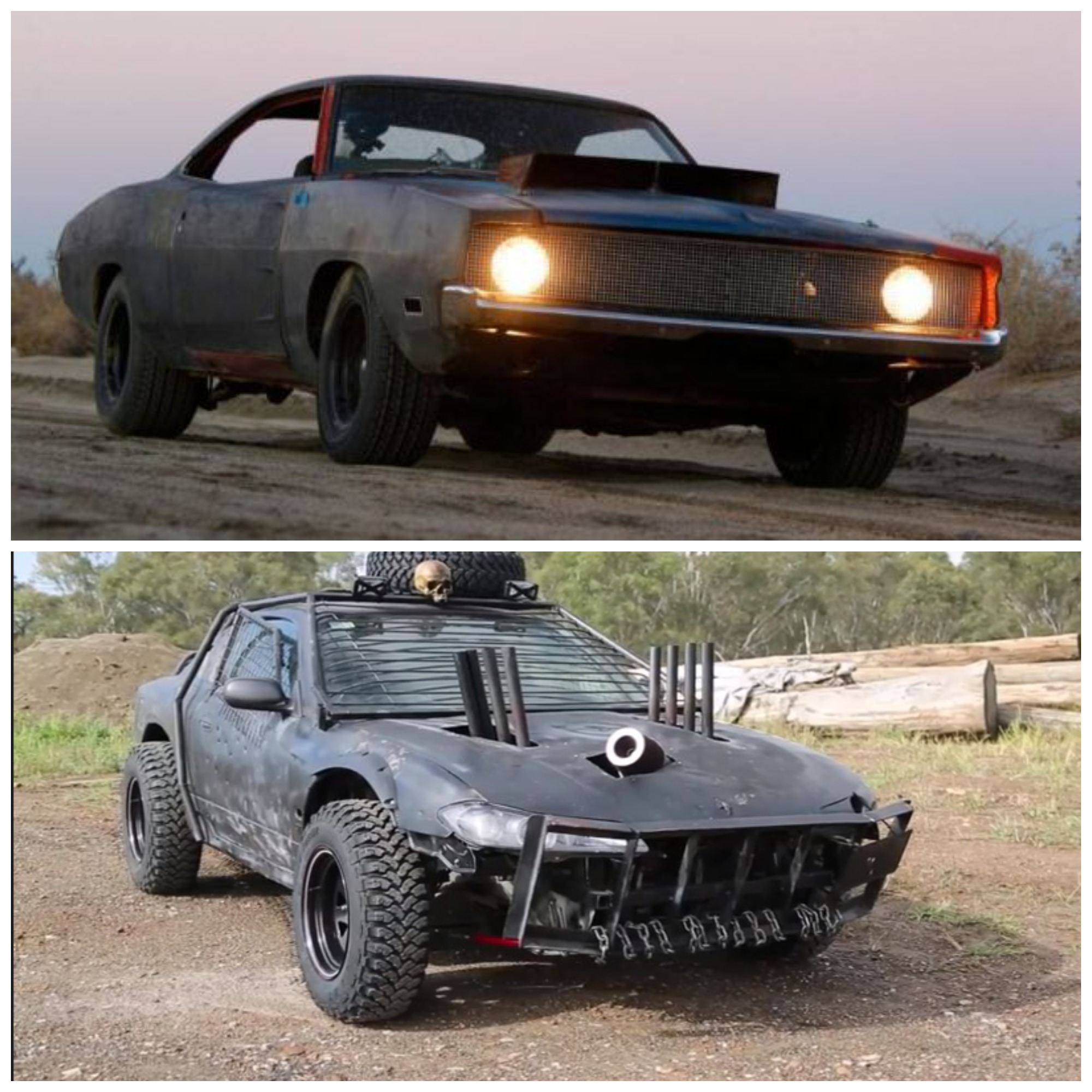 Which One Would You Rather Have? Roadkill's General Mayhem