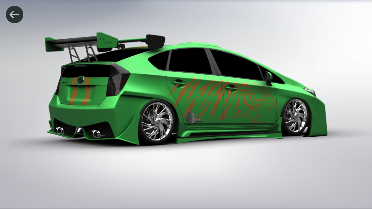 I Heard You Like Riced Prius