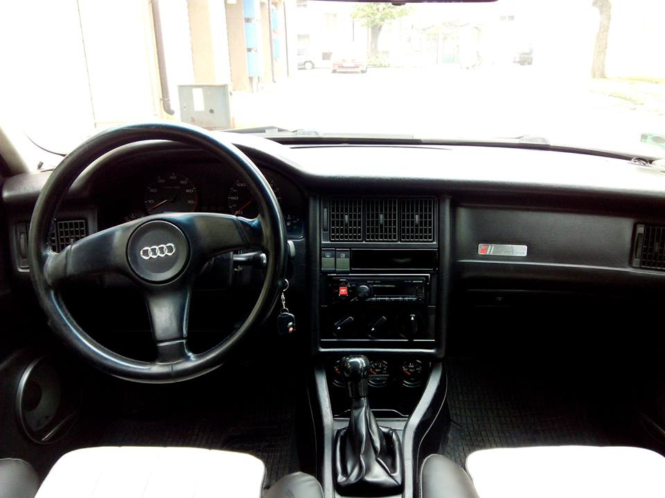 just the interior of my audi 80 sport edition. Black Bedroom Furniture Sets. Home Design Ideas