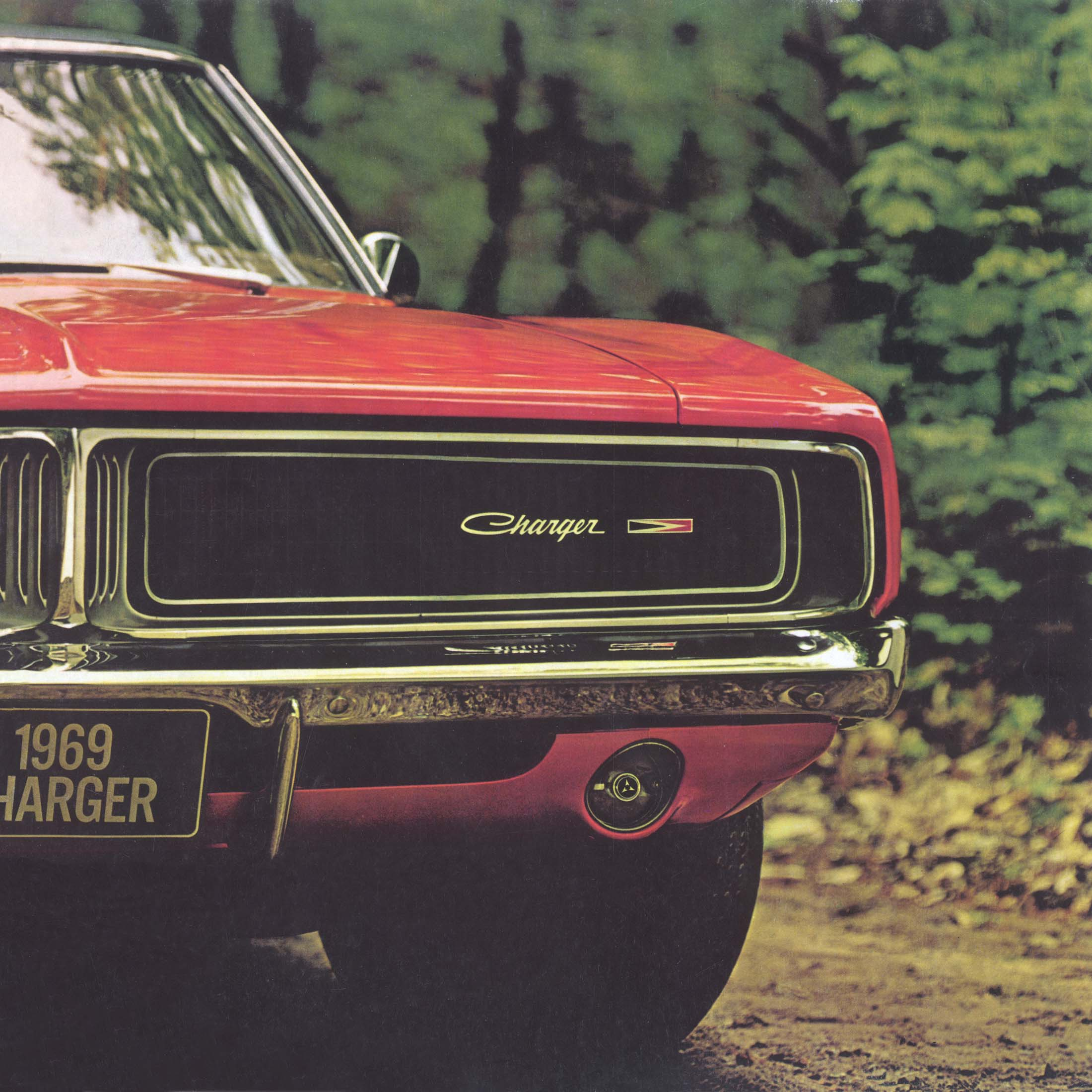 1969 Dodge Charger Wallpaper o