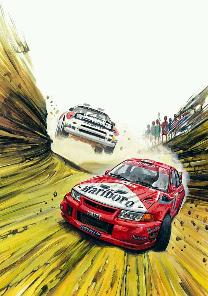 Cool Rally Artwork For You All