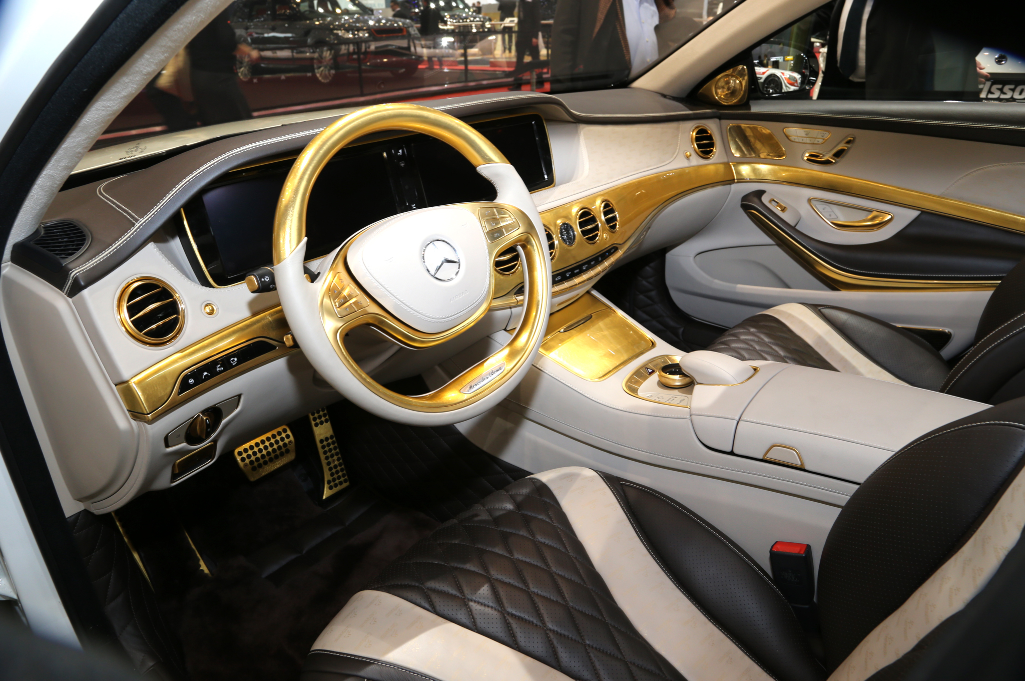 true luxury the carlsson cs50 versailles edition 1 out of 25the carlsson cs50 versailles edition 1 out of 25 produced this s class based mercedes will cost you between \u20ac268,000 and \u20ac395,000 (equal to us$370,100
