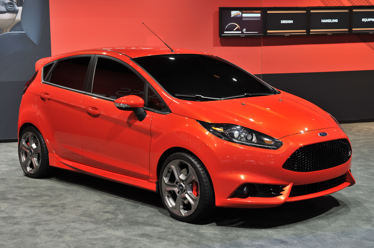 & What do you think about Ford Fiesta ST? 1.6L. Ecoboost 197 hp.