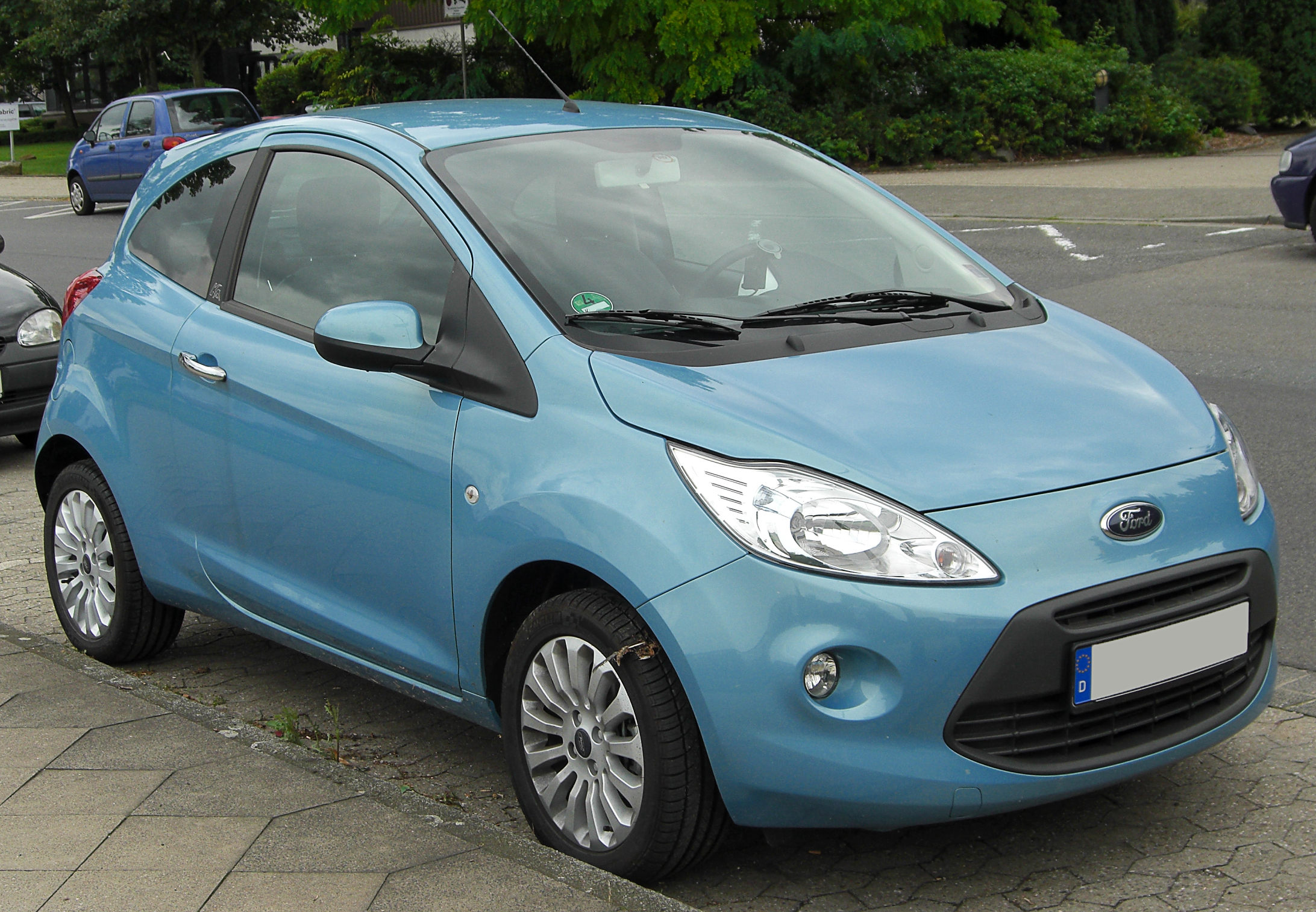 So What Car Did You Learn Are Learning To Drive In For Me Its Currently The New Ford Ka P