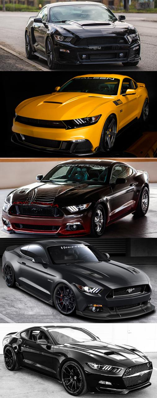 starting from the top 1 roush ford mustang lineup 2015 2 saleen s302 black label mustang 2015 3 ford mustang gt king cobra 2015 4 - Ford Mustang King Cobra 2015