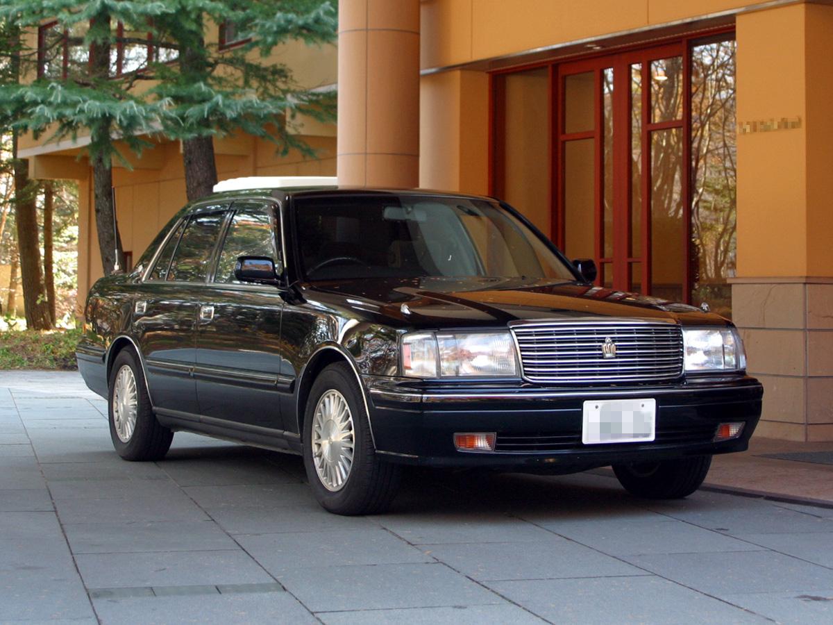 Toyota Crown 150 #11
