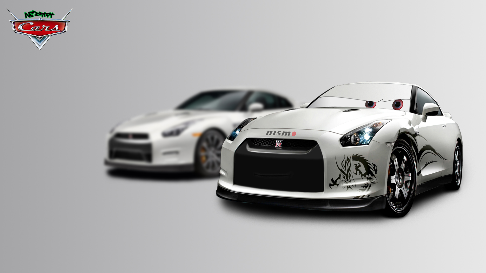 Where Is Nissan Made >> Nissan Gt R Pixar Cars Made By Me