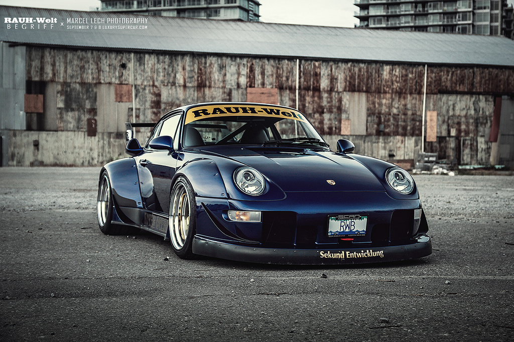 Am I The Only Guy In Ct Who Loves Rwb Porsches