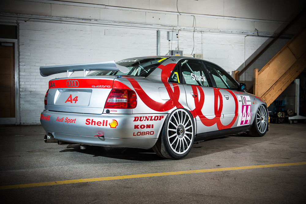 My Most Favorite Race Car Of All Time Audi A4 B5 Quattro From The