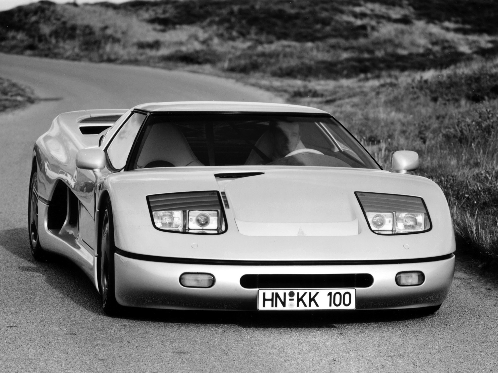 So for my score of 522. Speiss TC 522 1992 5.7 litre V8 twin-turbo 0-60 mph  4 seconds. The Spiess TC 522 was a supercar prototype from 1992.