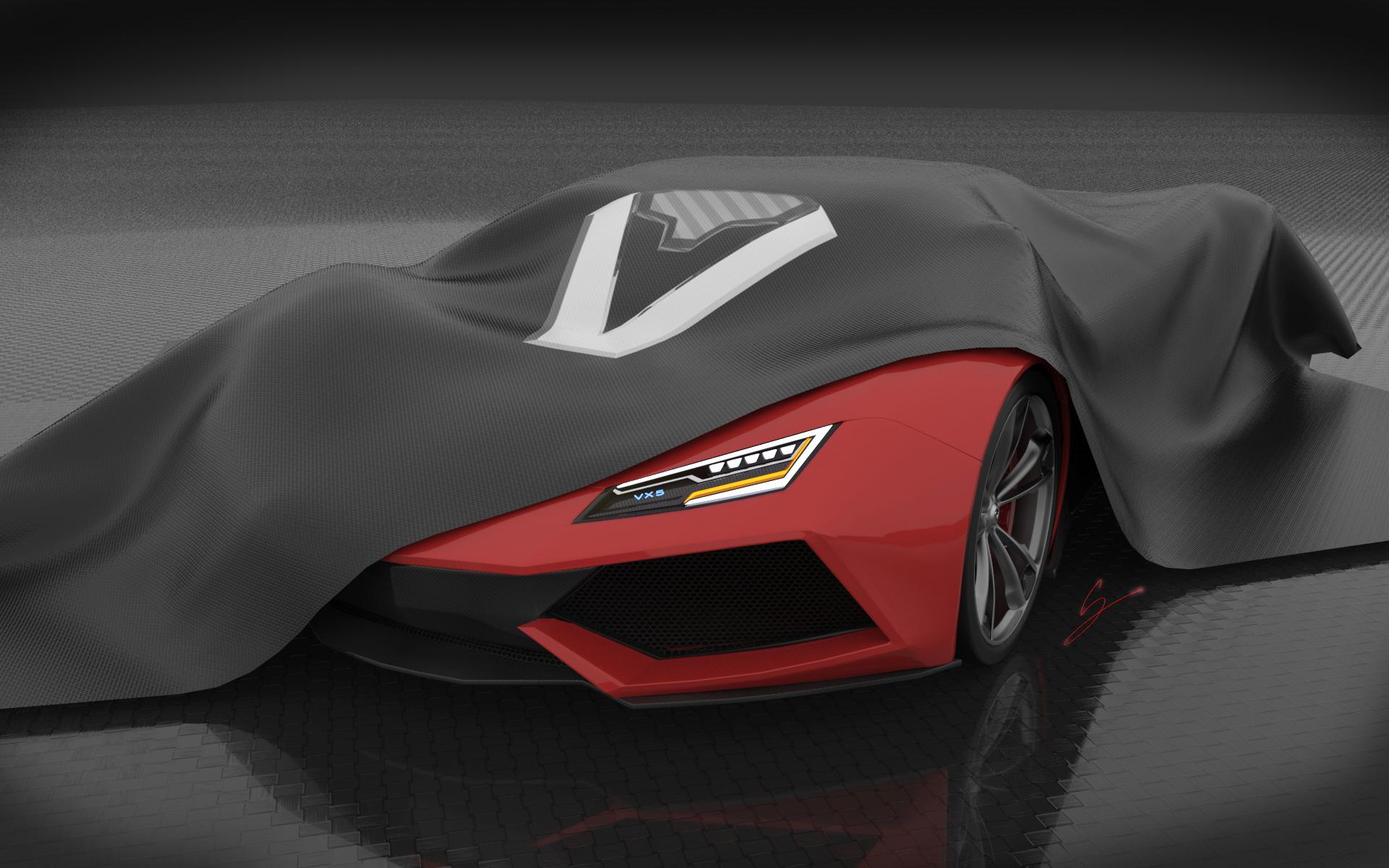 Concept Car Teaser