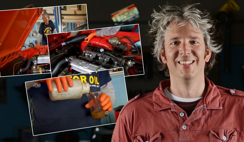Fun Fact Edd China Made The Double Decker Cars For The Uk