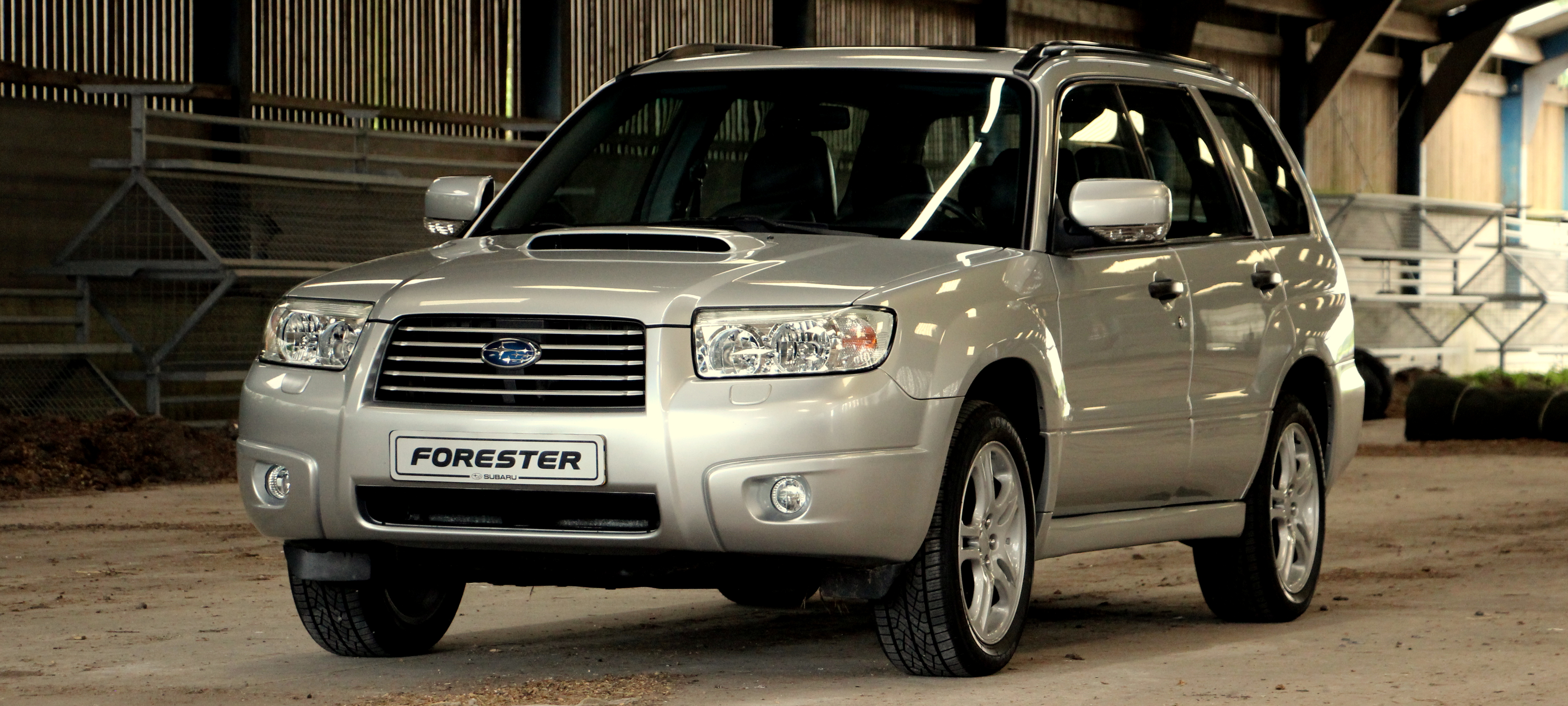 My 2006 Forester 2 5XT Executive