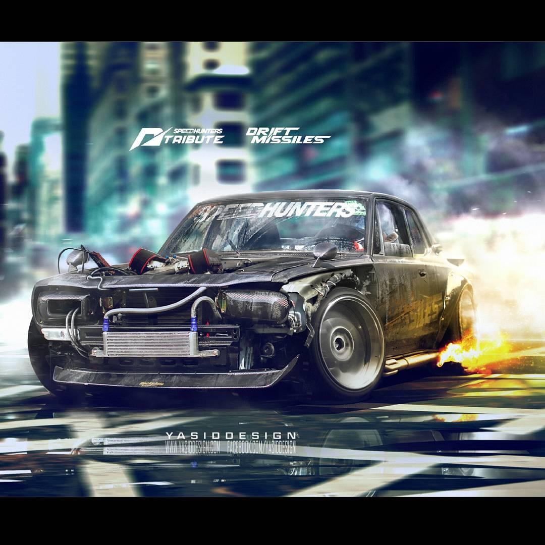 Thespeedhunters Skyline Kgc10 2000 Gt R Needforspeed