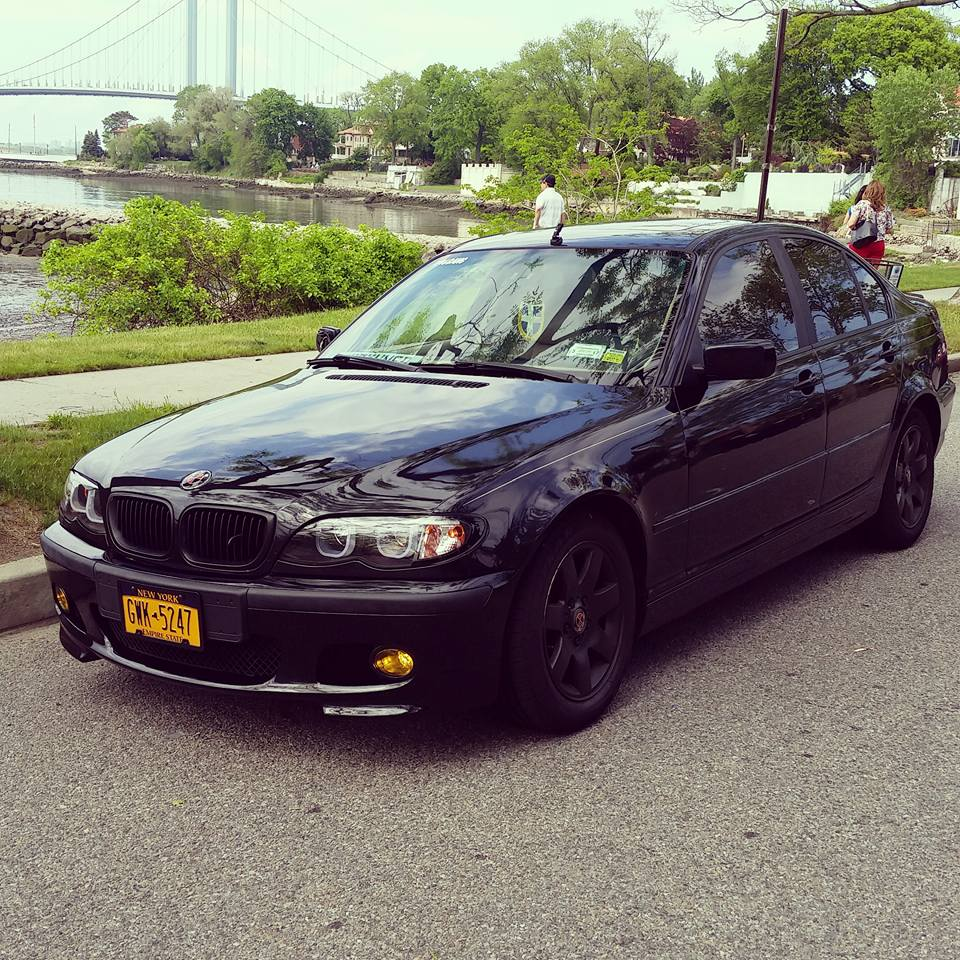 Bmw Zhp: My E46 325i With Almost Full Zhp Conversion