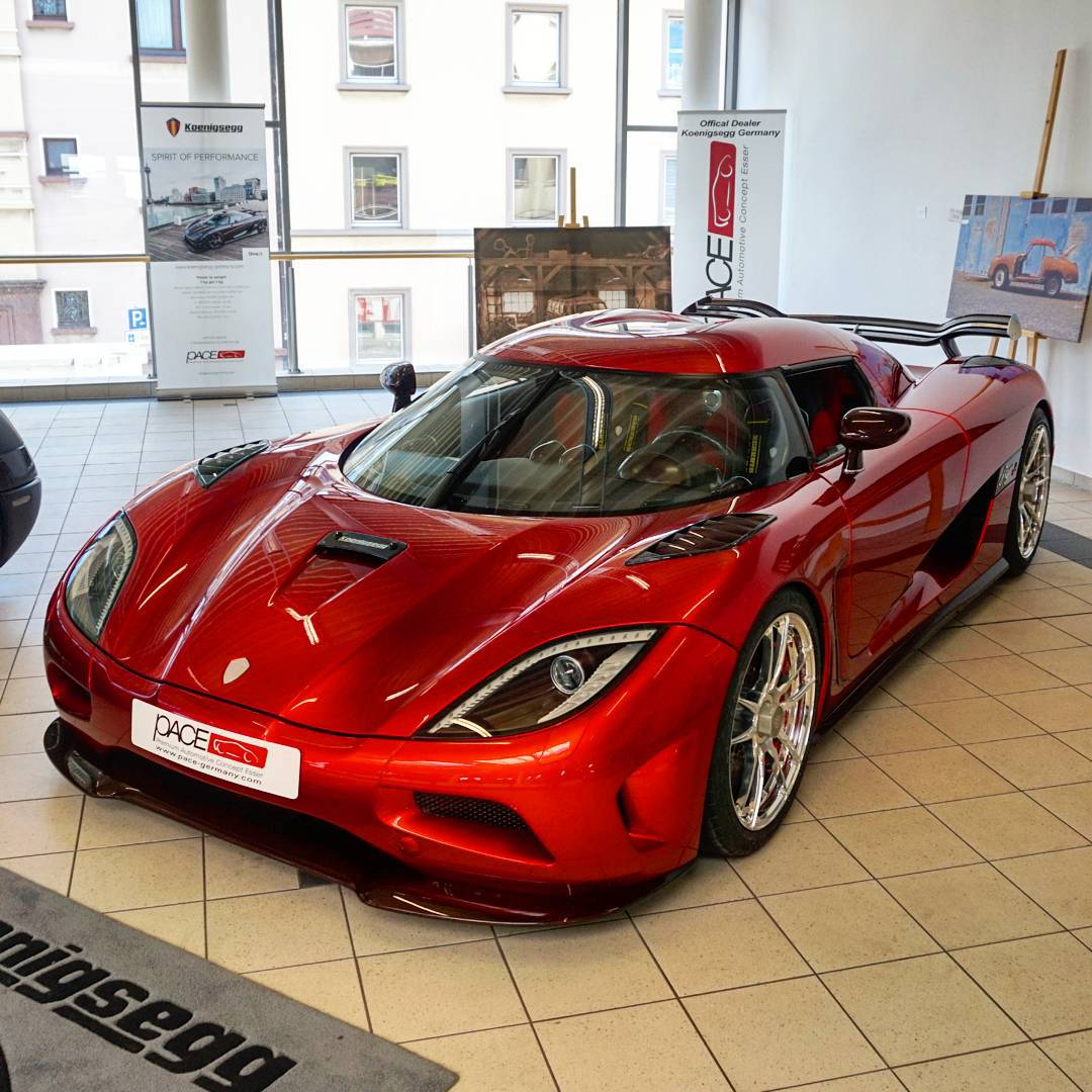 This car is beautiful!!! The Koenigsegg Agera R at PACE ...