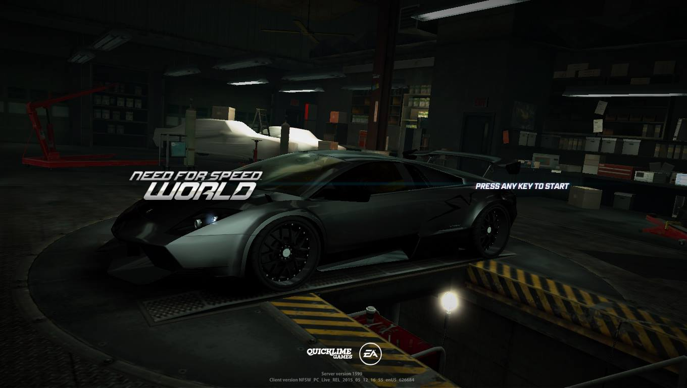 Nfs World Offline My Only Hope To Play A Game Without