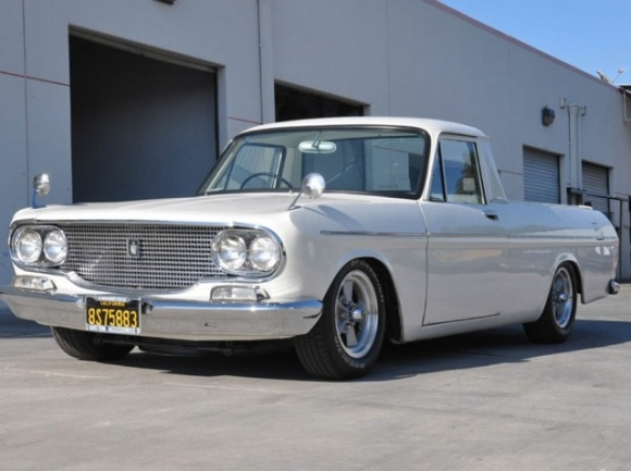 The Vip Style Ute Toyopet Crown