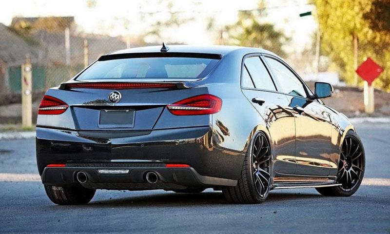 Grand National Car 2015 >> 2015 Buick Grand National