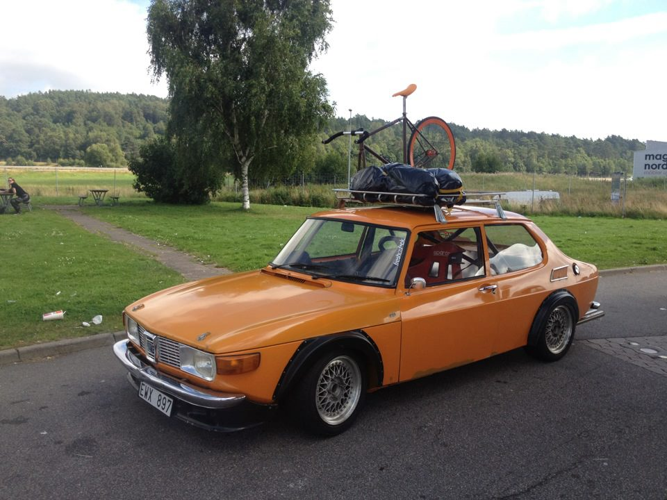 Jesper Schwarts Saab 99 RWD This Is One Of The Cars Take Inspiration From For My Car Other His Brothers