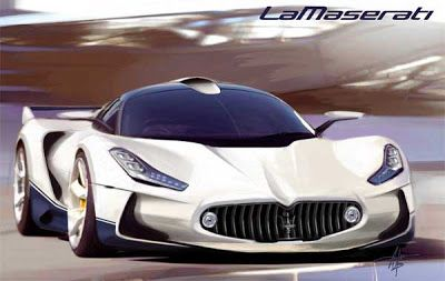 Maserati should make a LaMaserati