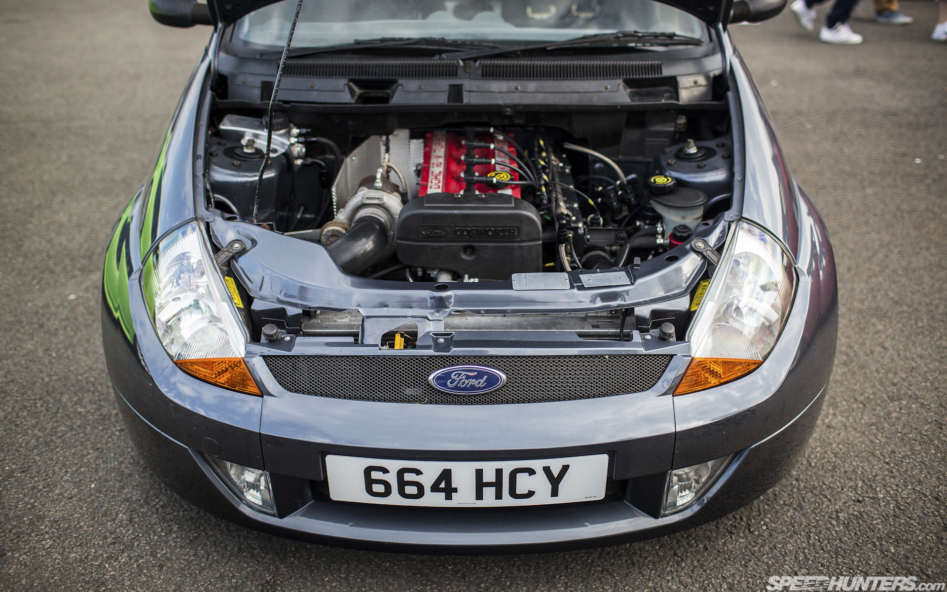 Cosworth Turbo Ka The Ultimate Sleeper Ford Owners