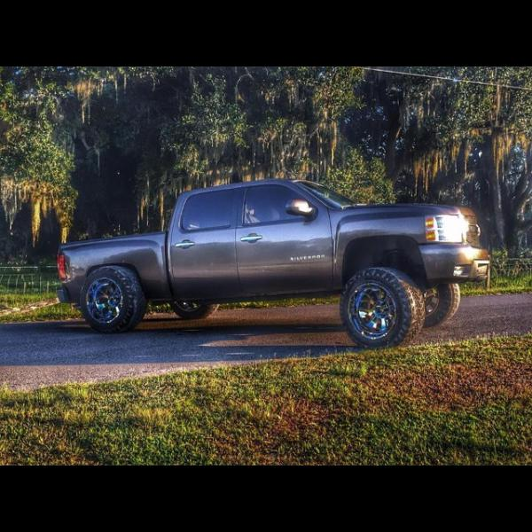 Around Nc This Is A Very Popular Truck Style Called