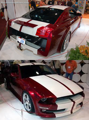 Lamborghini Gallardo-Based / Powered Ford Mustang is up for Sale!