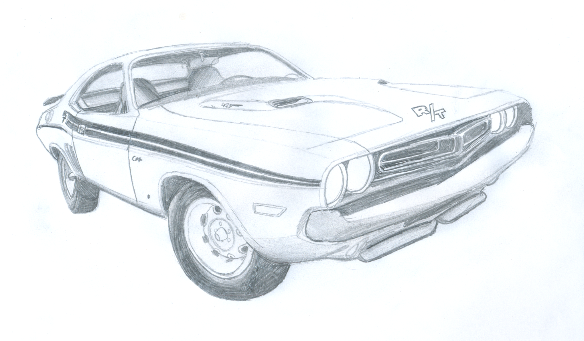 For The Muscle Car People