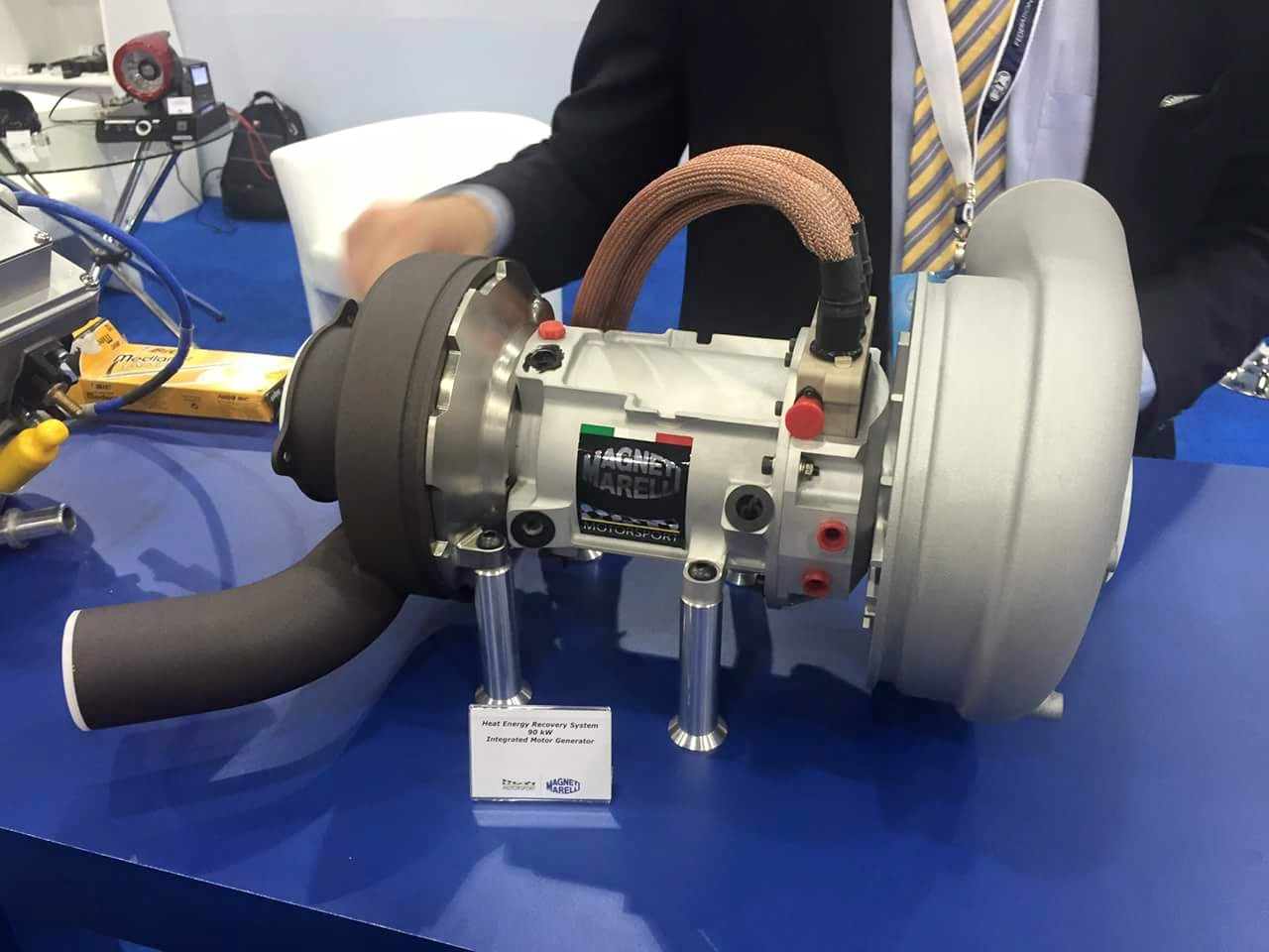 Electric Turbo Zero Lag