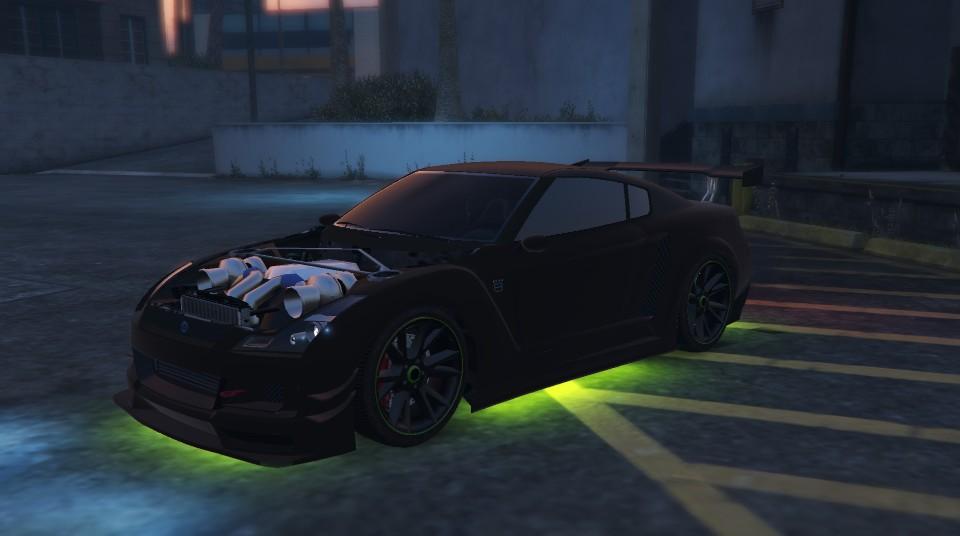 Elegy Rh8 Favorite Gta V Online Car D