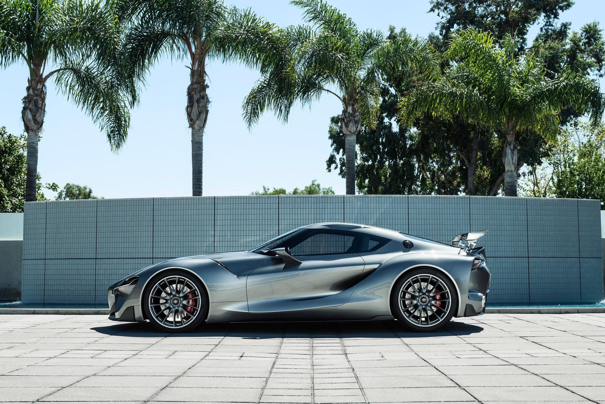 Toyota Ft-1 Price >> So According To Automobile Magazine The New Toyota Ft1 Supra Concept