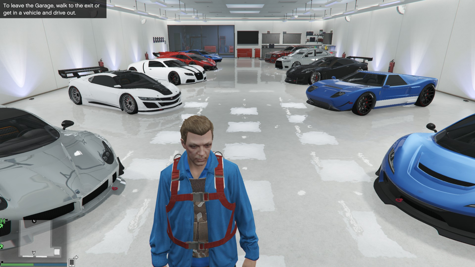 Lets See Your Best Gta Garages