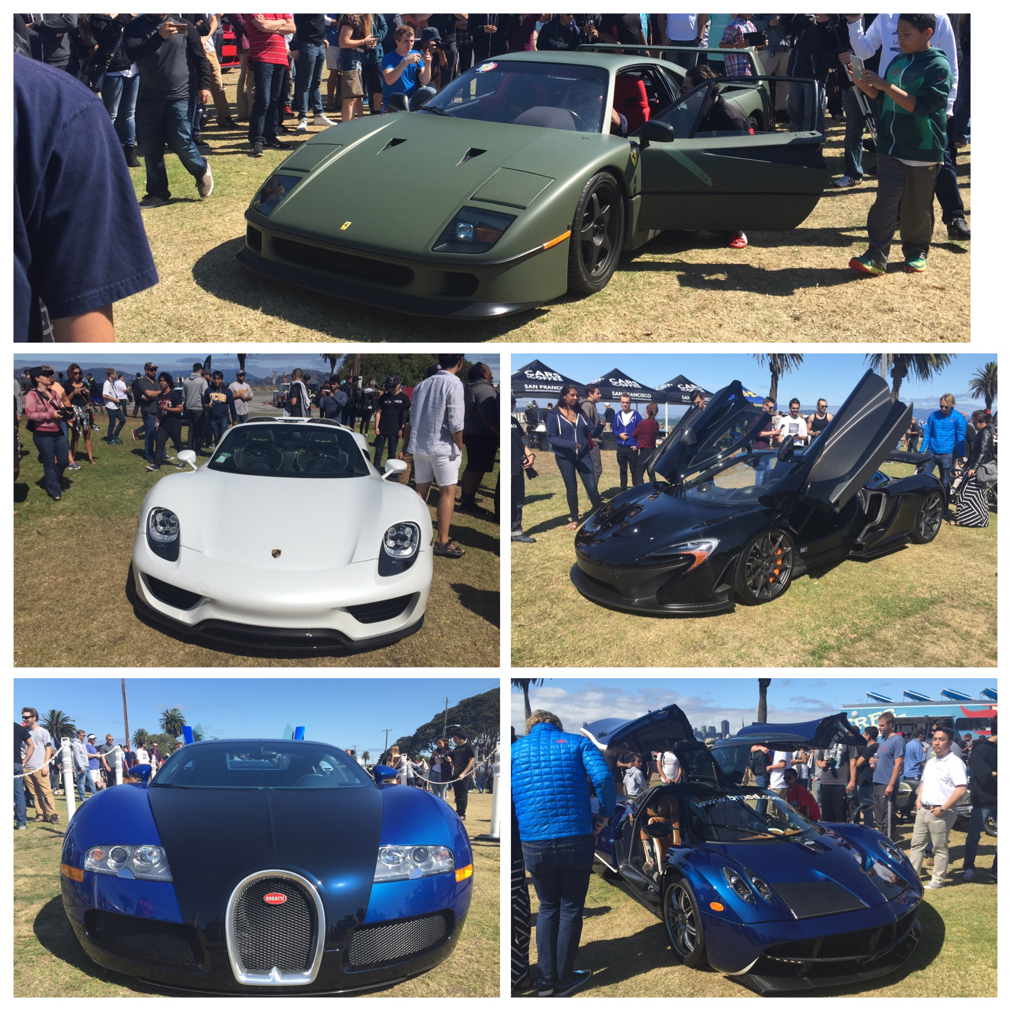 Went To My First Major Cars And Coffee Today In San Francisco The - Major car shows
