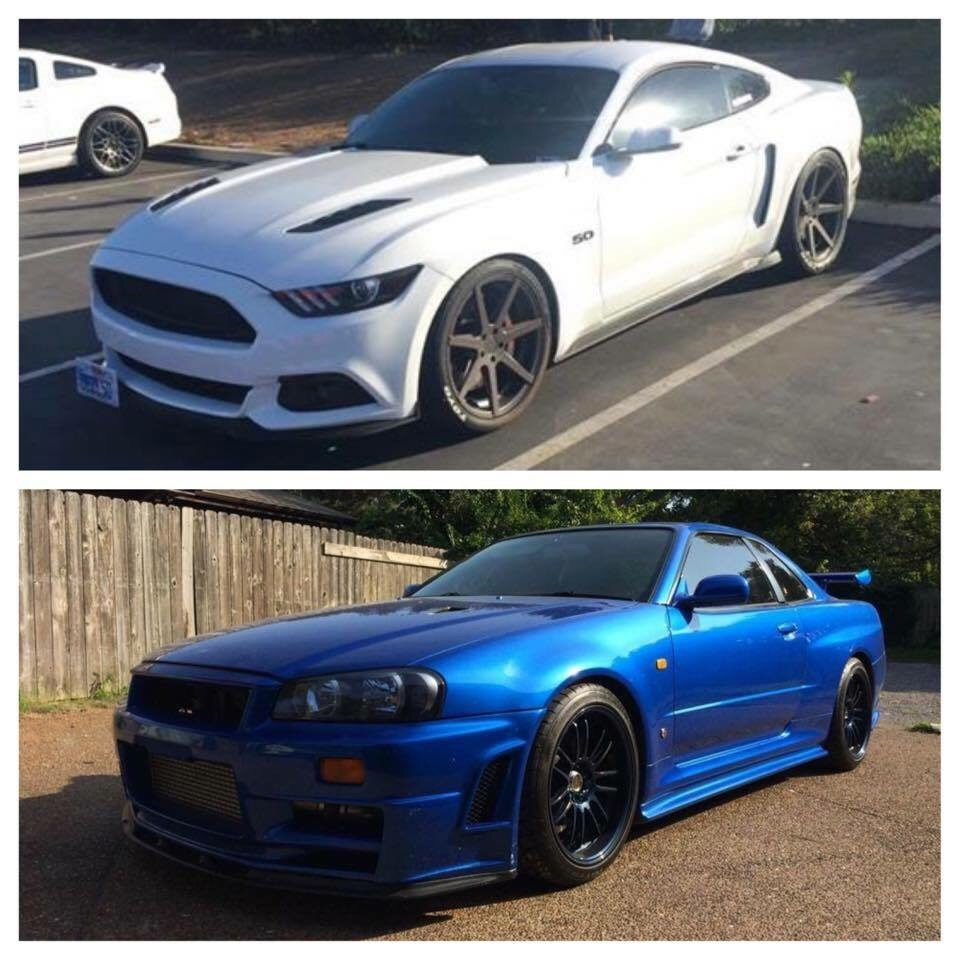 What Do You Choose Muscle Vs Import