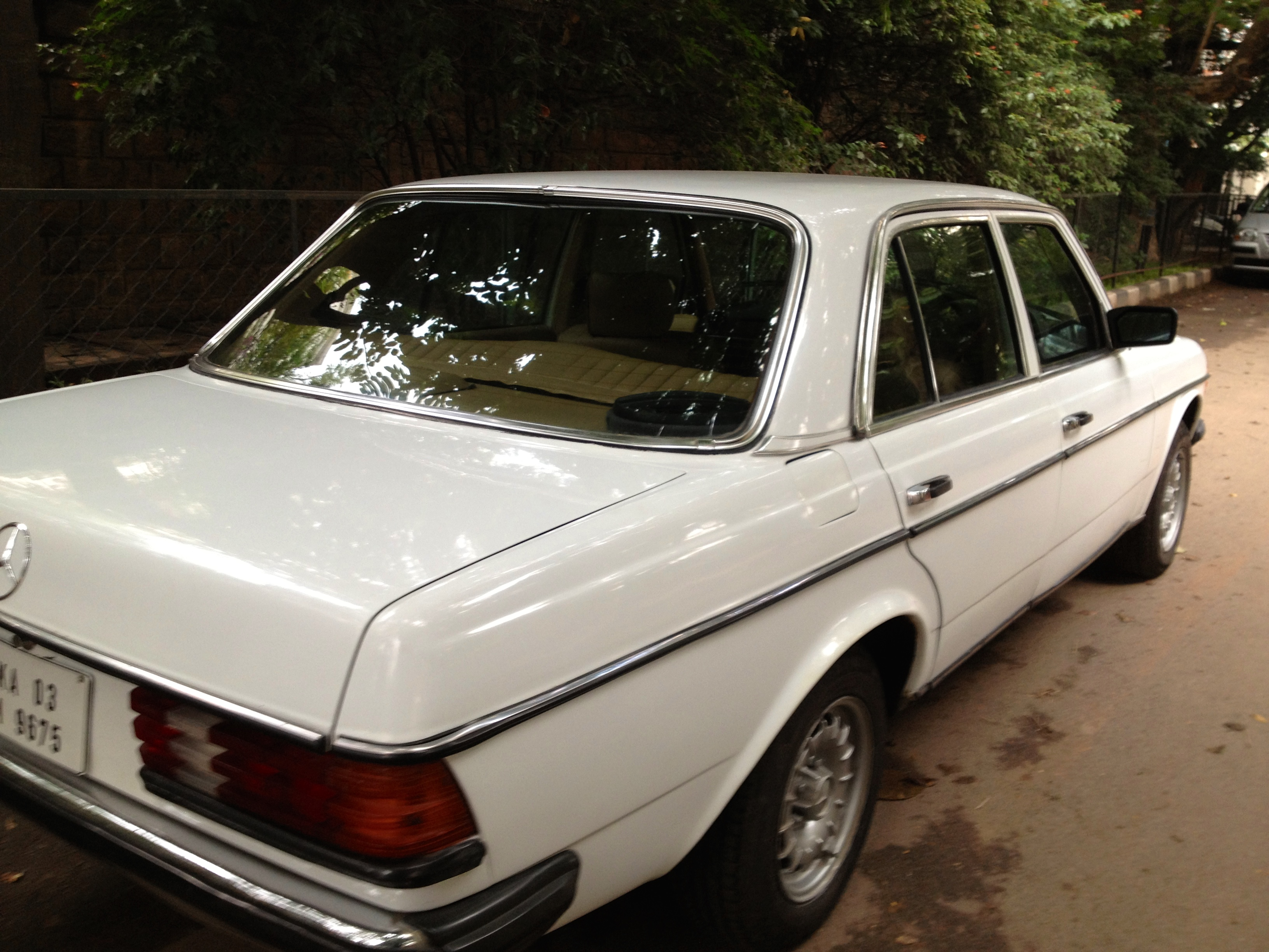 Review Of My 1980 Mercedes Benz W123 240d