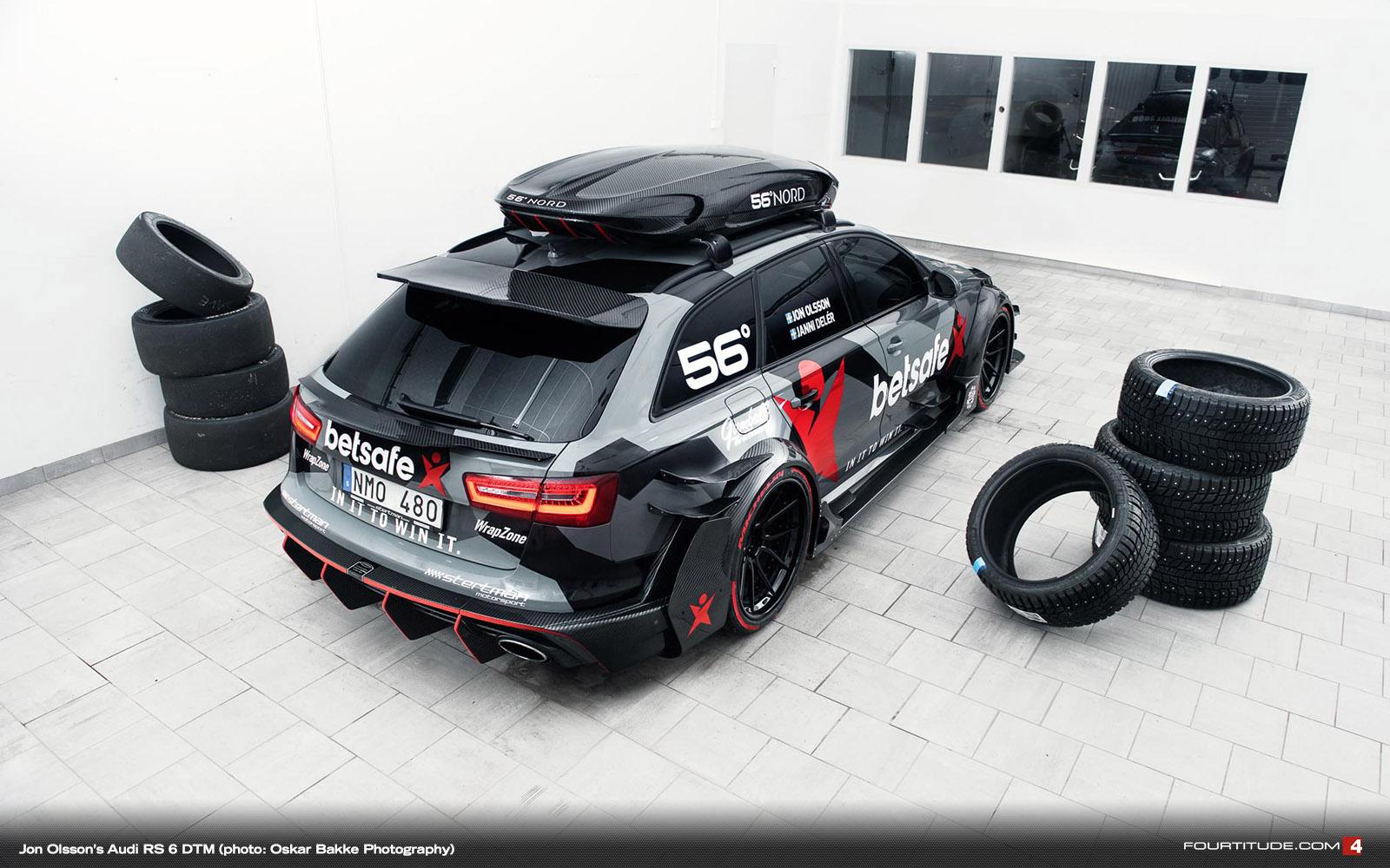 Jon Olsson S 1000hp Audi Rs6 Avant Is My Dream Wagon What A Monster Wagonwednesday