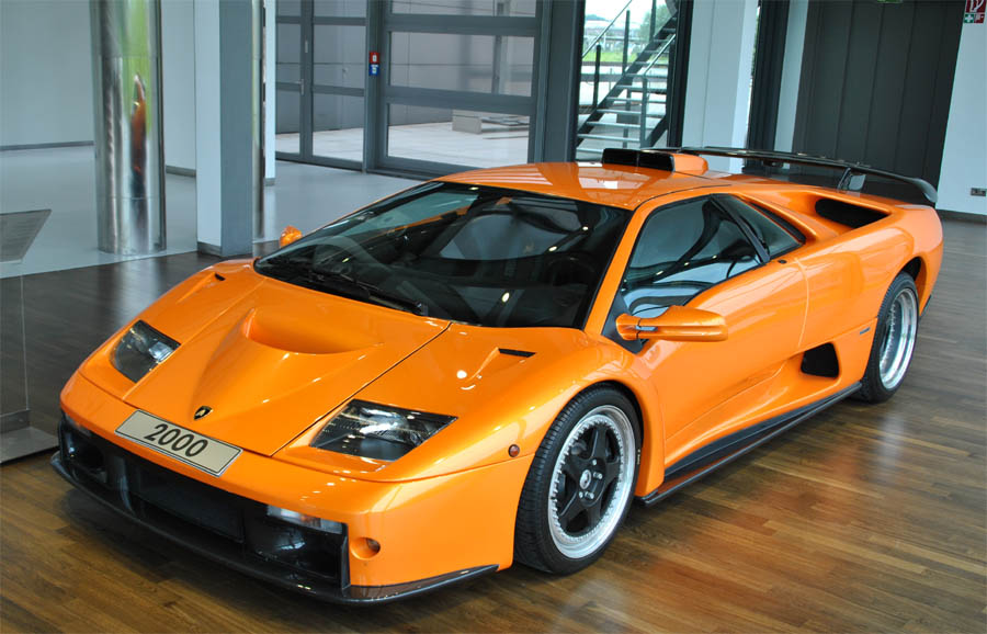 Born In 1999 Lamborghini Diablo Gt Throwbackthursday