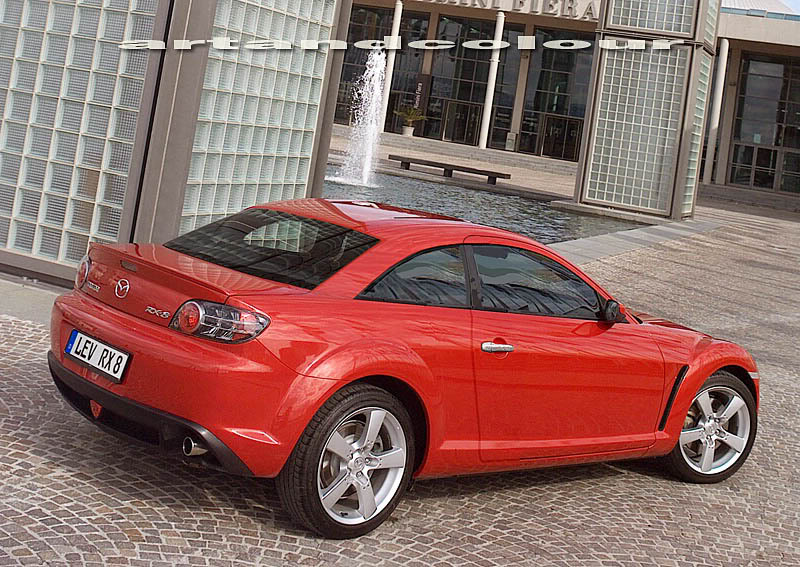 & Something is wrong with that RX8