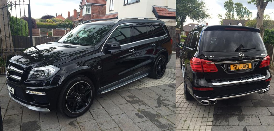 There's Just Something About Big AMG Cars Like The GL63