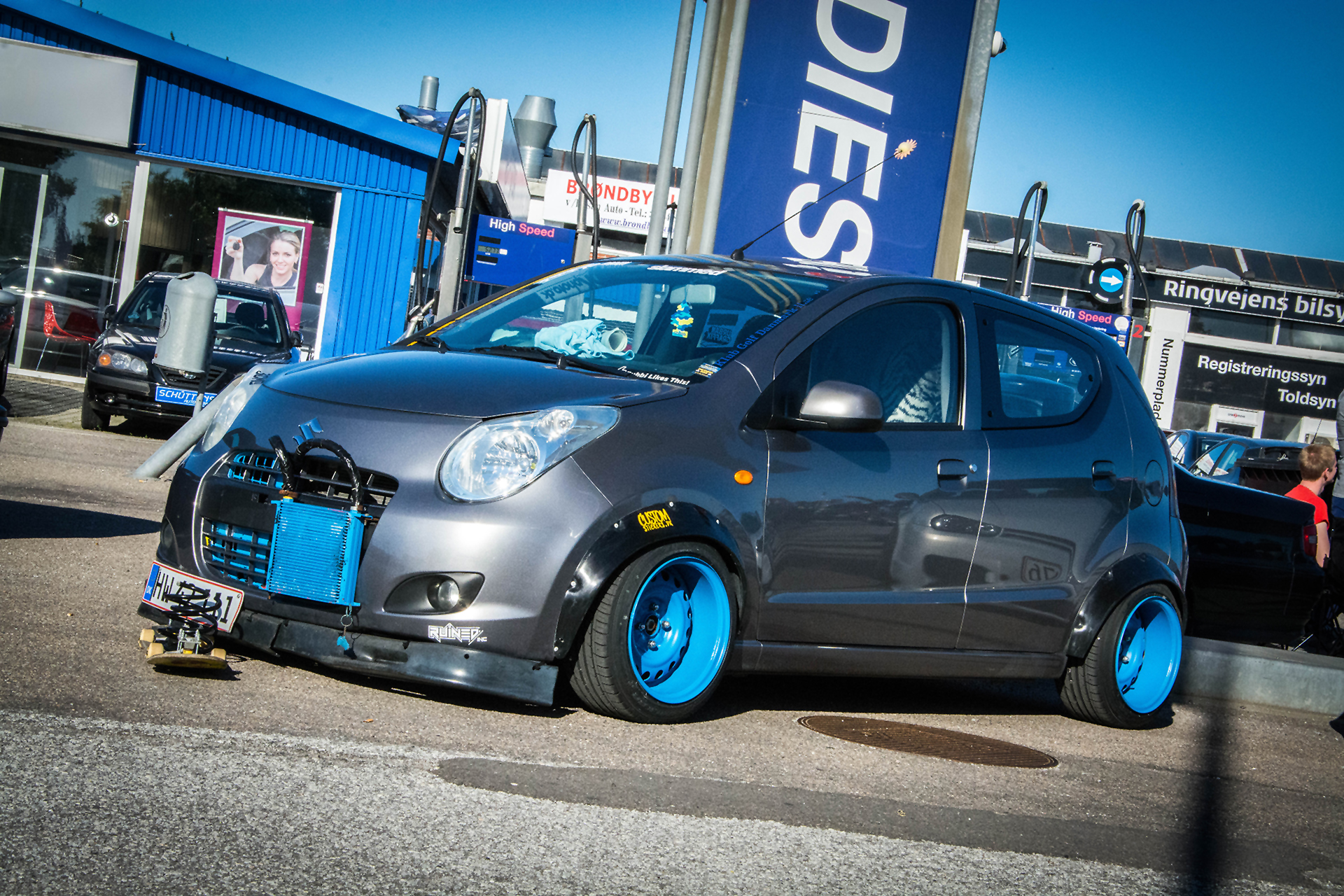 Crazy Suzuki Alto From A Car Meet I Went To Today - Car meets near me today