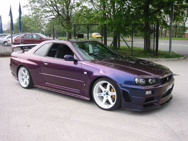 Trying To Decide On A Colour To Respray My R33 I M Thinking