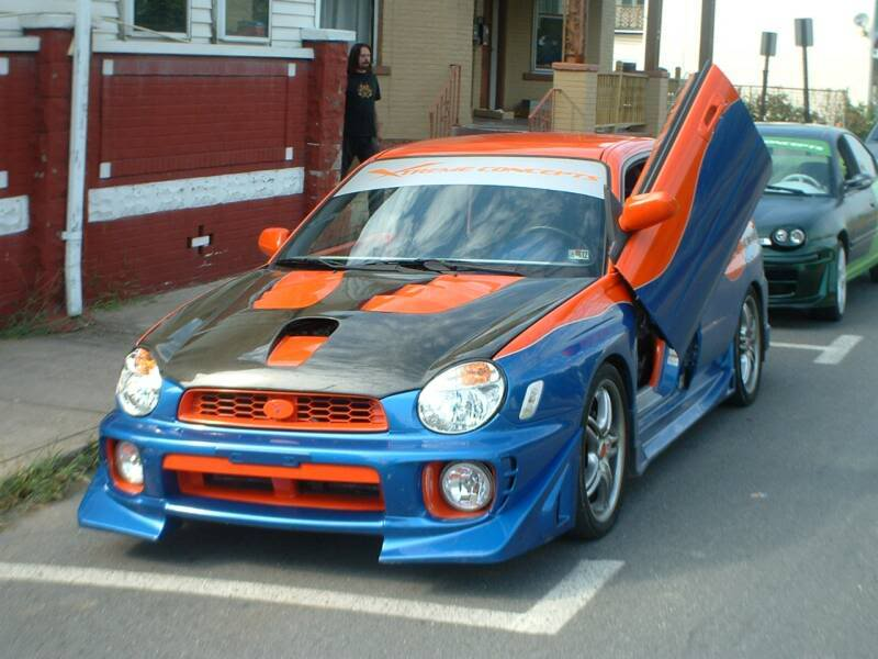 How Do Ricers Think Their Car Looks Nice