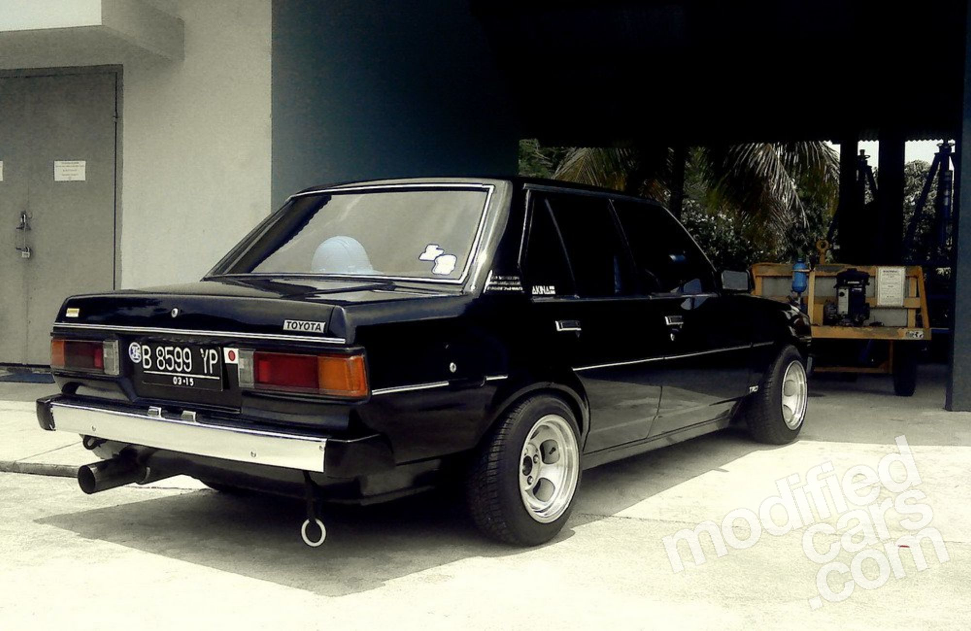 Press Photo Toyota Corolla Coupe Dx Ke70 From Netherlands Wanted Wiring Diagram For European 1980 Te72 Gt Car Electrical