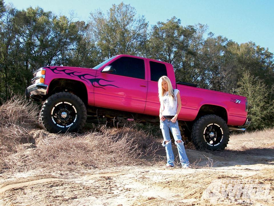 Girls trucks picture 18
