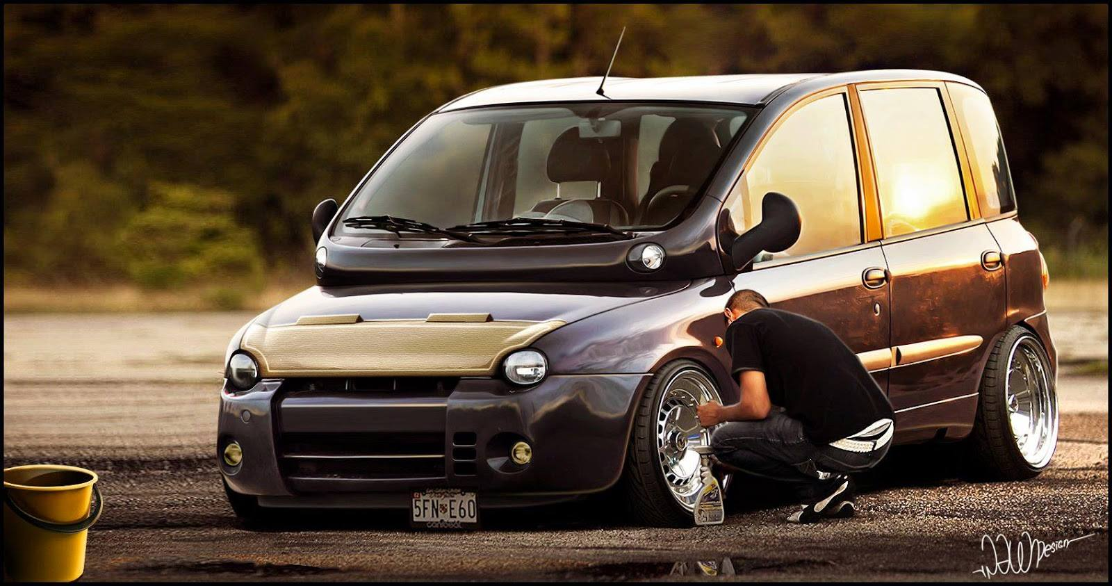 When You Have Ugly Car As F Ck But Stance Is Life