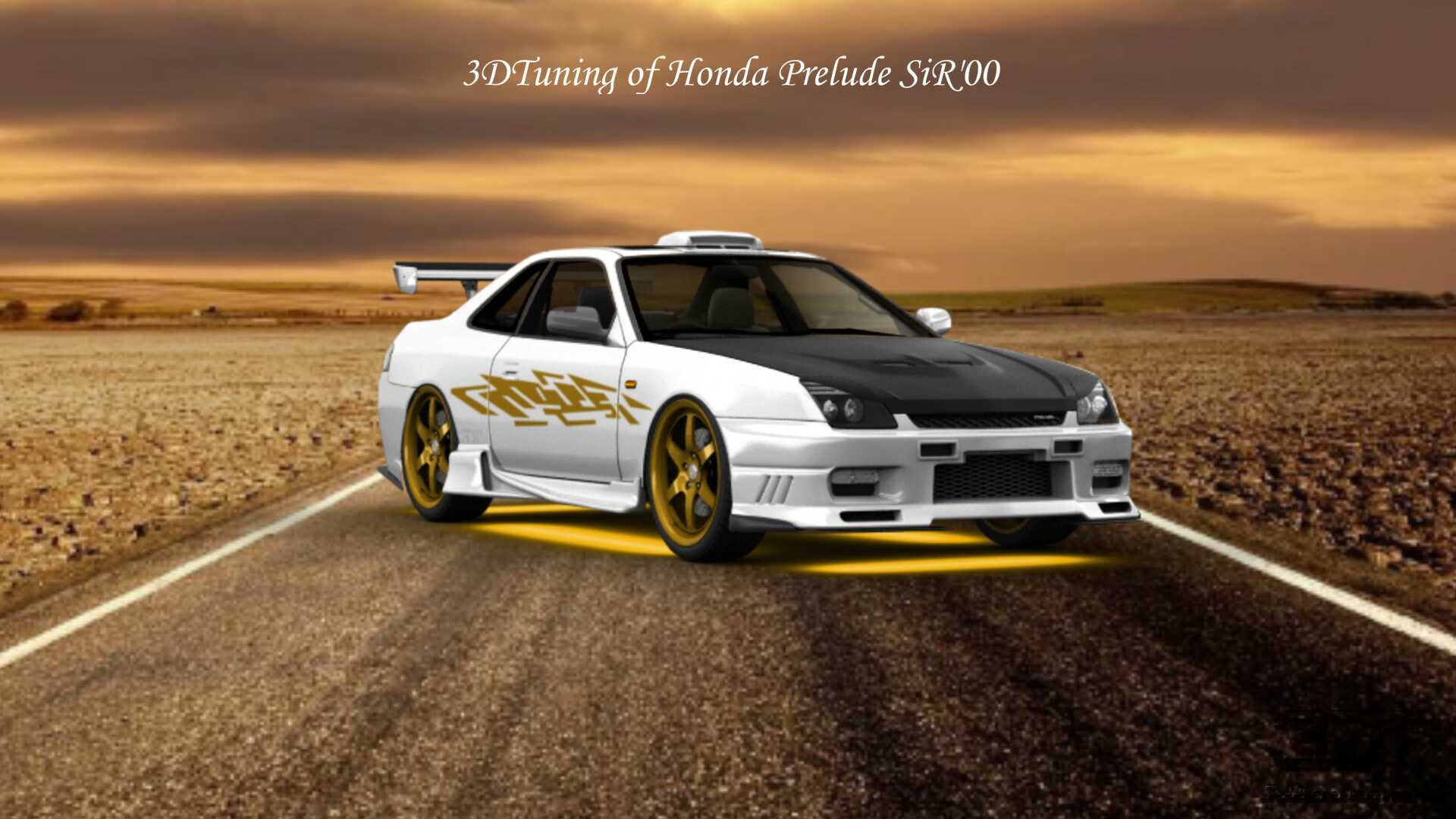 Here s a prelude I customized in 3d tuning