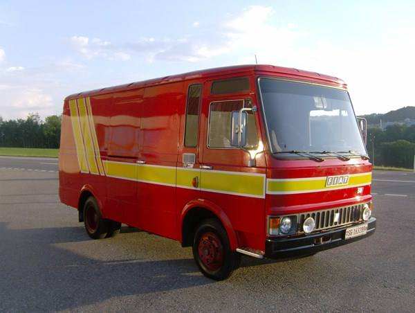 1977 Fiat Iveco 50 NC - Firefighter