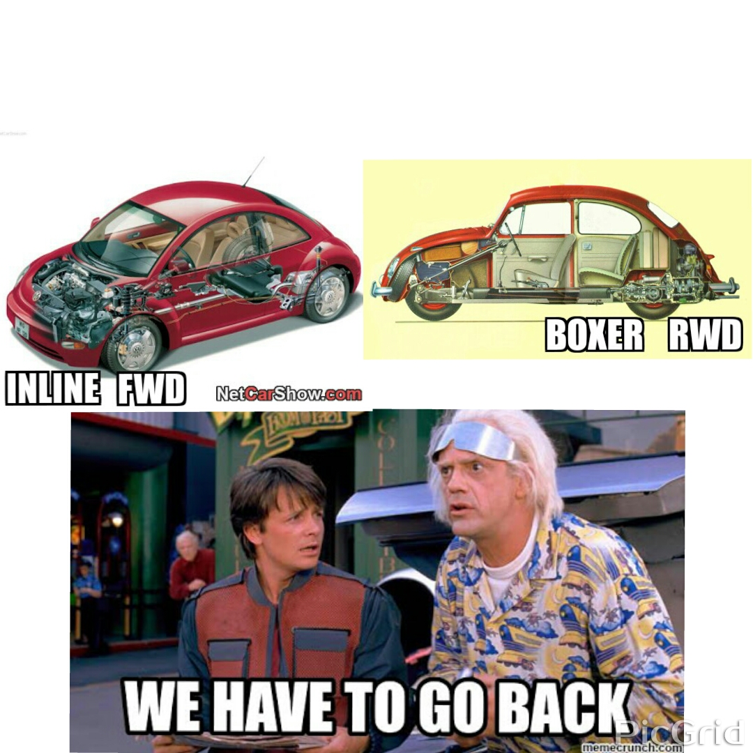 So I Made This We Have To Be Back Related VW Meme