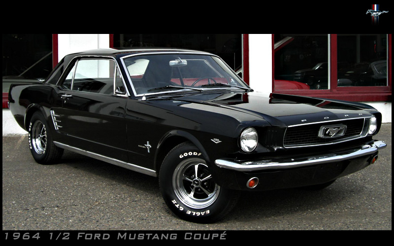 My Favorite Mustang Is The 1964 1 2 Musclematters